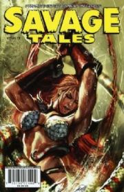 Savage Tales #3 Cover A Stjepan Sejic Dynamite Entertainment comic book